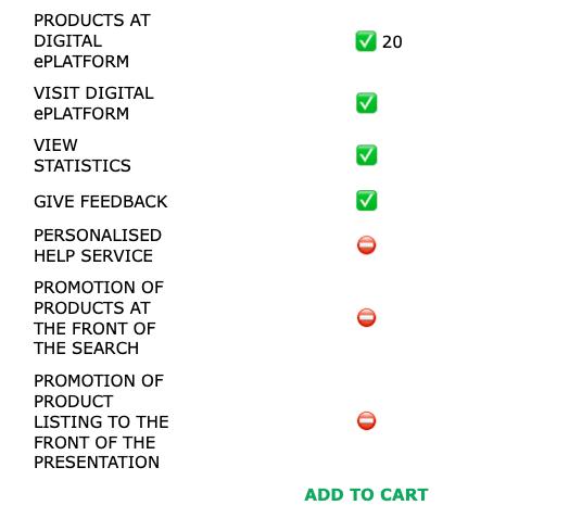 Professional Subscription Plan To Exhibit At NIRUDI Digital ePlatform.