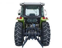 TD 80 HP agricultural tractor