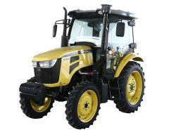 High quality four wheel drive middle tractor