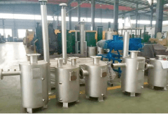 Stainless Steel Positive and Negative Pressure Protector